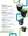 with Swingline® Shredders - MyOfficeProducts.com - Page 3
