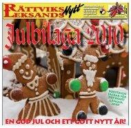 En God Jul och Ett Gott Nytt År! - Bokstaven