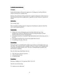 C Peptide Suppression test: Principle: Insulin administration will ...