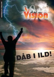 pv57 Scand - David Hathaway / Prophetic Vision / Eurovision