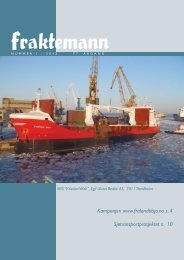 Fraktemann-01-12 - Fraktefartøyenes Rederiforening