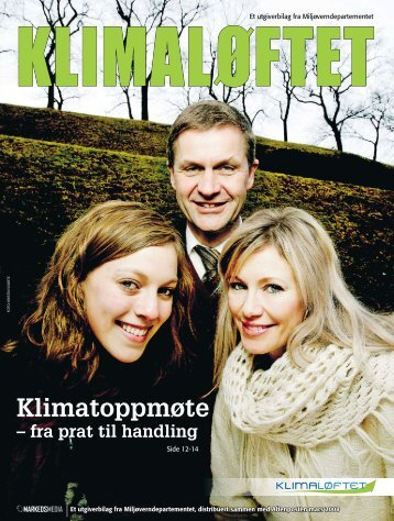 Klimaløftet - Will Steger Foundation