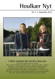Houlkær Nyt nr 4-2012 - Houlkærportalen