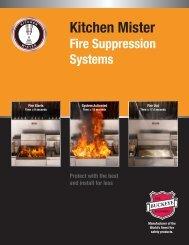 Kitchen Mister (English) - Buckeye Fire Equipment Company