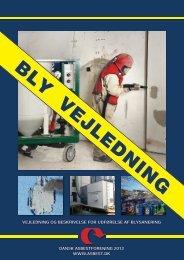 BLY VEJLEDNING - Dansk Asbestforening