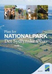 NatioNalpark Det Sydfynske Øhav - Faaborg-Midtfyn kommune