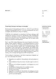 Evaluering af erfaringer med lempet revisionspligt - Erhvervsstyrelsen
