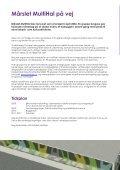 Beskrivelse af MultiHallen (PDF) - Mårslet MultiHal - Page 2