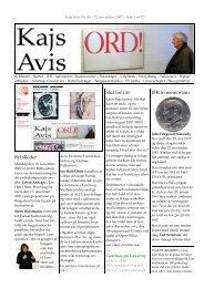 Nummer 46 - KAJ´s AVIS