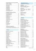 Katalog & prisliste med begrenset sortiment av lyskilder og ... - Page 5