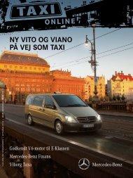 Taxi online 3 10 - Mercedes-Benz Danmark