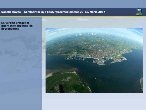 Danske Havne – Seminar for nye bestyrelsesmedlemmer 20-21 ...