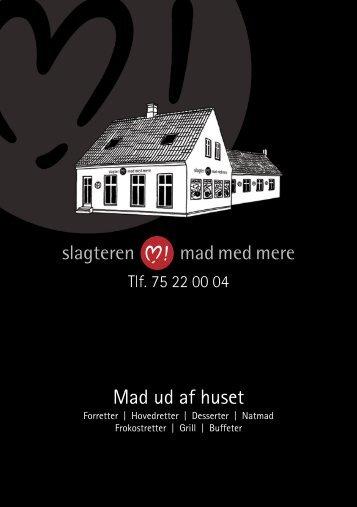 Mad ud af huset - Mad Med Mere