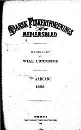 Dansk Fiskeriforenings Medlemsblad 1898 - Runkebjerg.dk