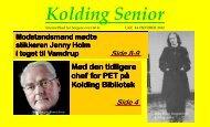Uge 44 - Kolding Senior