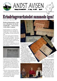 Andst Avisen uge 48 2011