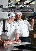 Folder om sikkert arbejde i slagterbutikken - BAR Handel - Page 4