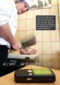 Folder om sikkert arbejde i slagterbutikken - BAR Handel - Page 6