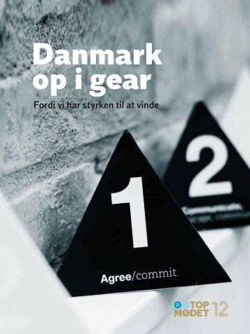 Danmark op i gear - DI