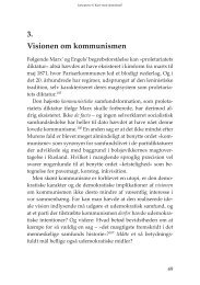 3. Visionen om kommunismen - Kurs mod demokrati?