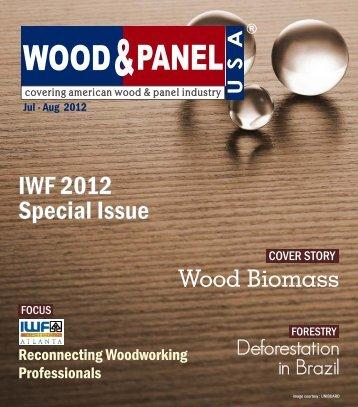 USA - wood and panel magazine