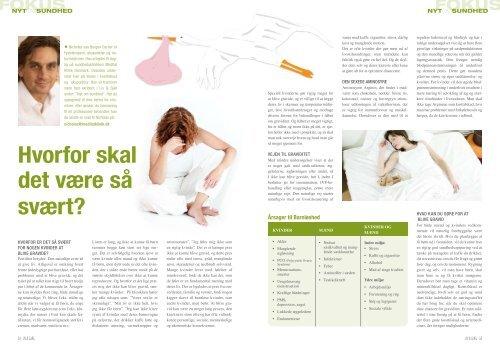 Graviditet, hvorfor skal det være så svært - Medital Klinik Danmark