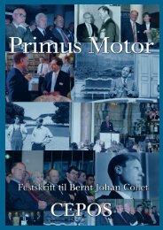 primus motor - Cepos