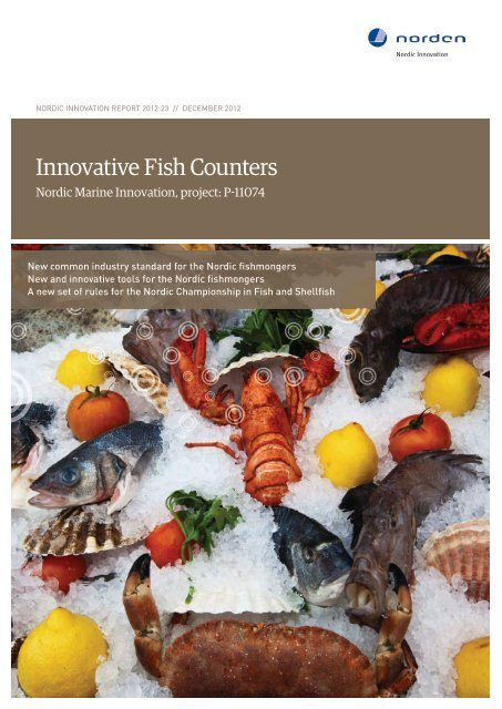 Innovative Fish Counters - Nordic Innovation