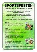 SportSfeSten - Hjarup Kirke - Vamdrup - Page 2