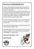 SportSfeSten - Hjarup Kirke - Vamdrup - Page 3