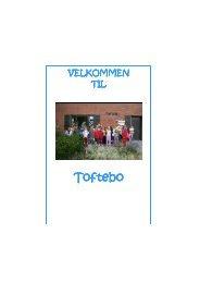 Toftebo - Ærø kommune