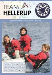 Nummer 2 - April 2007 - Hellerup Sejlklub