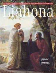 September 2003 Liahona - Jesu Kristi Kirke af Sidste Dages Hellige