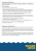 Sikker Havn anbefalinger - Børneulykkesfonden - Page 3