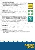 Sikker Havn anbefalinger - Børneulykkesfonden - Page 6