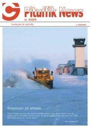 Nr. 4 - 2005 - Greenland Contractors