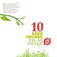10 gode grunde hæfte.pdf - Økologisk mad i kantinen