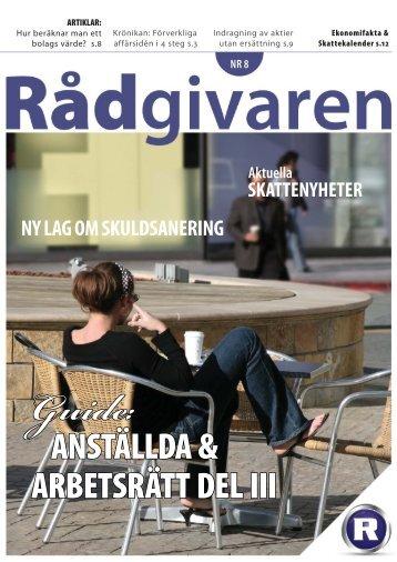 September 2011 - Rådgivarna