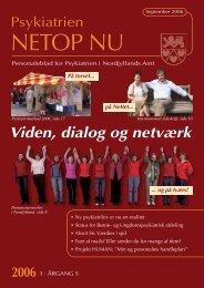 Viden, dialog og netværk - Psykiatrien - Region Nordjylland