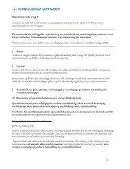 Avtalen kan leses her. - Rusbehandling Midt-Norge HF