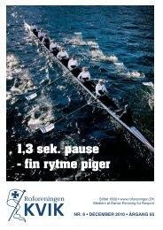 KVIK 06_2010.indd - Mikkel Sander