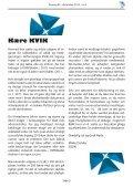 KVIK 06_2010.indd - Mikkel Sander - Page 5