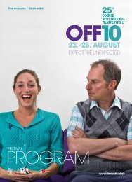 OFF10 Program - Odense Internationale Film Festival