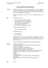 Funktionsuddannelse (pdf) - Beredskabsstyrelsen