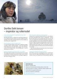 Dorthe Dahl-Jensen - Danmarks Grundforskningsfond