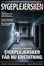 Sygeplejersken 2009 Nr. 4 - Dansk Sygeplejeråd