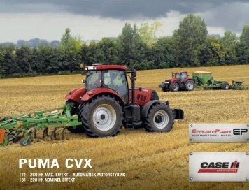 Download Puma CVX Brochure - Case IH