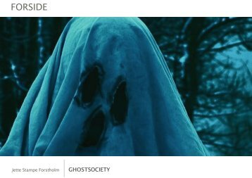 ghostsociety - Jette Forstholm