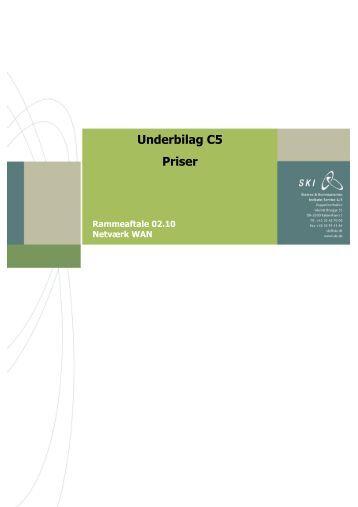 RA 02.10 Underbilag C5 - Priser.pdf