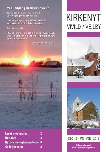 Kirkeblad nr. 4 - 2012 - Vivild-Vejlby pastorat
